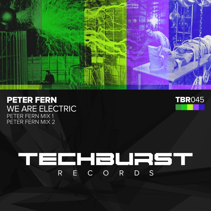 PETER FERN - We Are Electric