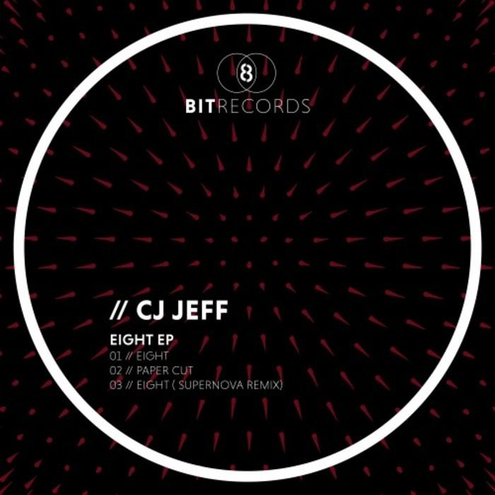 CJ JEFF - Eight EP