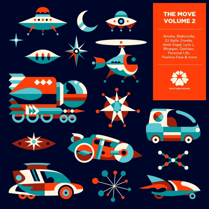 VARIOUS - The Move Vol 2