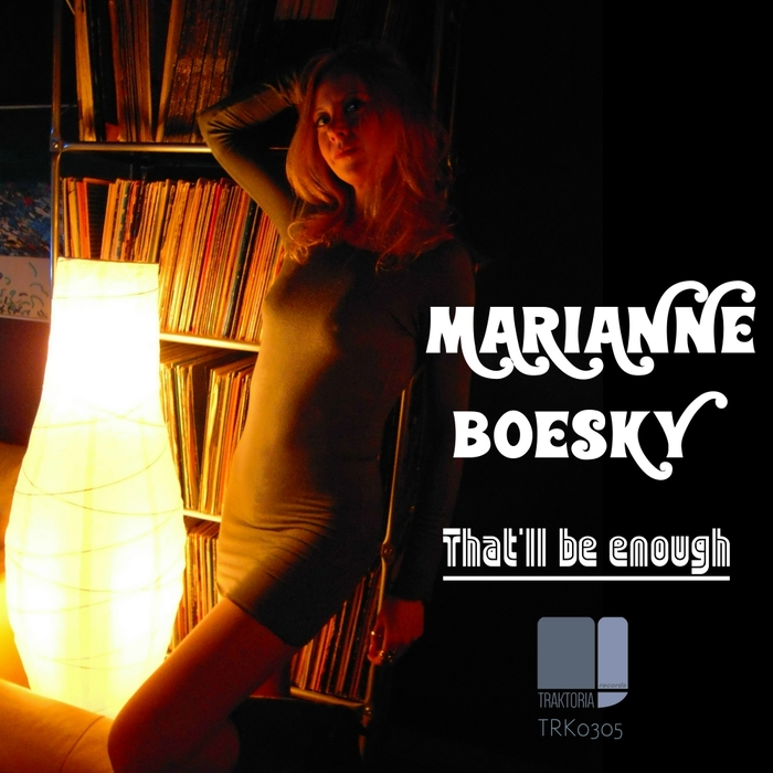 MARIANNE BOESKY - That'll Be Enough