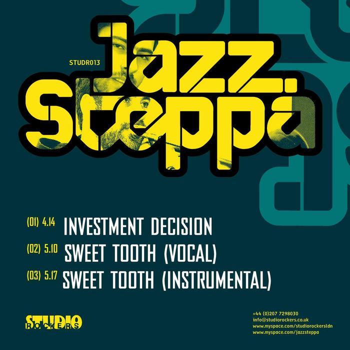 JAZZSTEPPA - Investment Decision