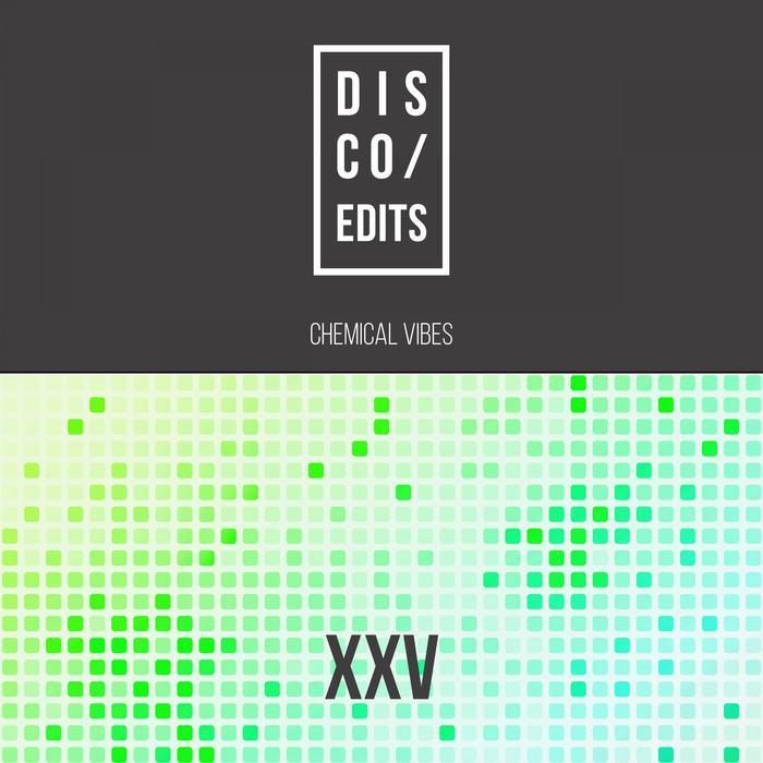 VARIOUS - Disco Edits: Vol XXV