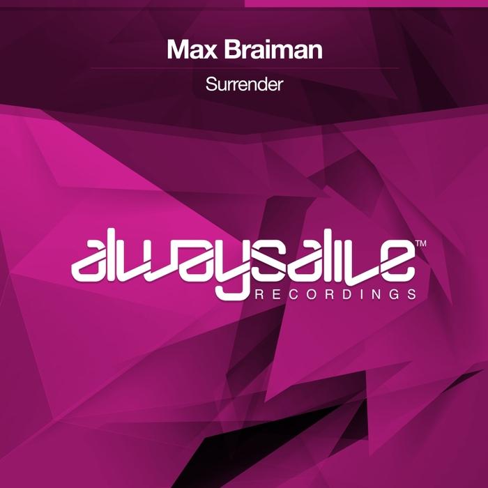 MAX BRAIMAN - Surrender