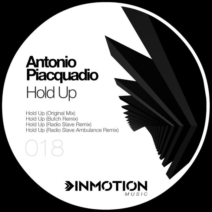 ANTONIO PIACQUADIO - Hold Up
