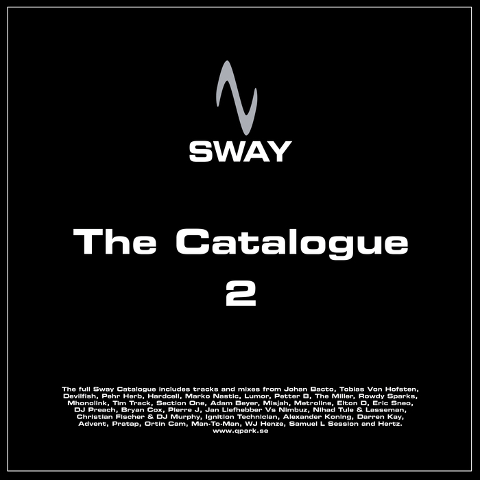 VARIOUS - Sway: The Catalogue 2