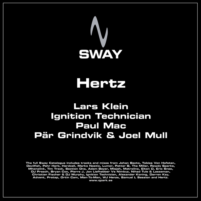 HERTZ - Mixes 1