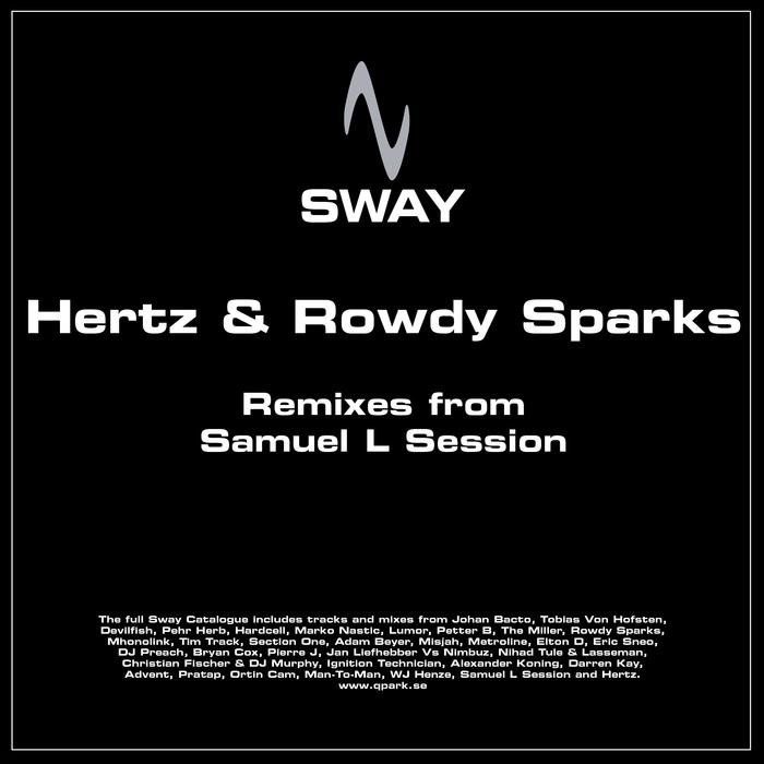 HERTZ & ROWDY SPARKS - Delicado