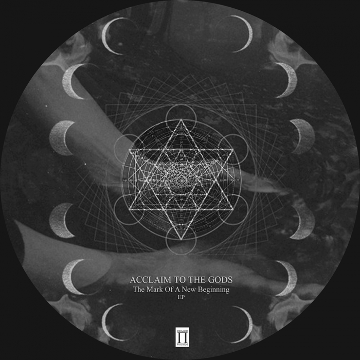 ACCLAIM TO THE GODS - The Mark Of A New Beginning  EP