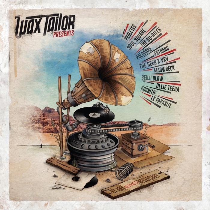 WAX TAILOR - Worldwide