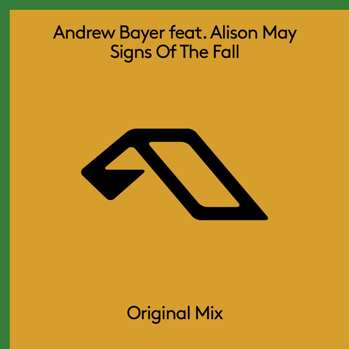 ANDREW BAYER feat ALISON MAY - Signs Of The Fall