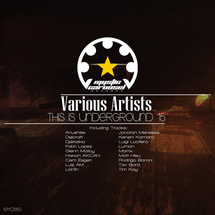 VARIOUS - This Is Underground 15