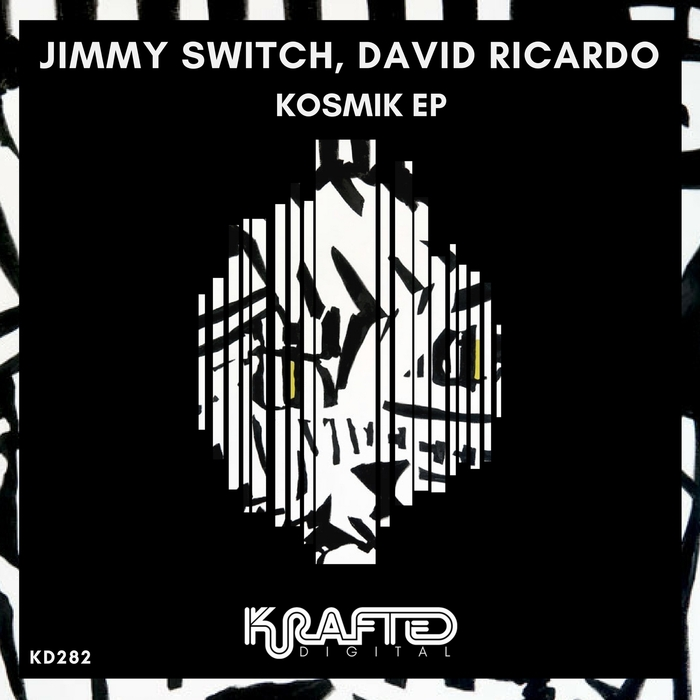 DAVID RICARDO/JIMMY SWITCH - Kosmik