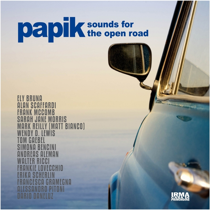 PAPIK - Sounds For The Open Road