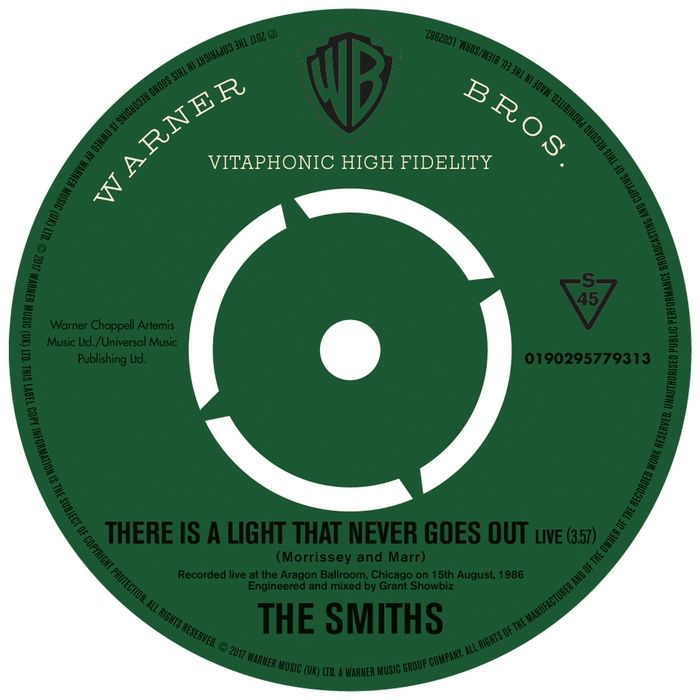 the smiths there is a light that never goes out mp3