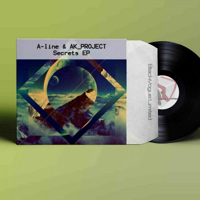 A-LINE/AK PROJECT - Secrets EP
