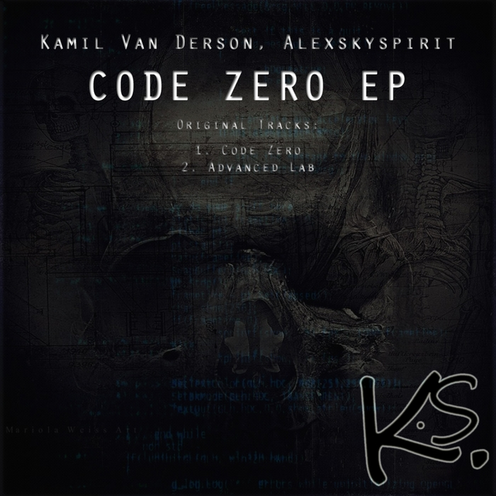 ALEXSKYSPIRIT/KAMIL VAN DERSON - Code Zero EP