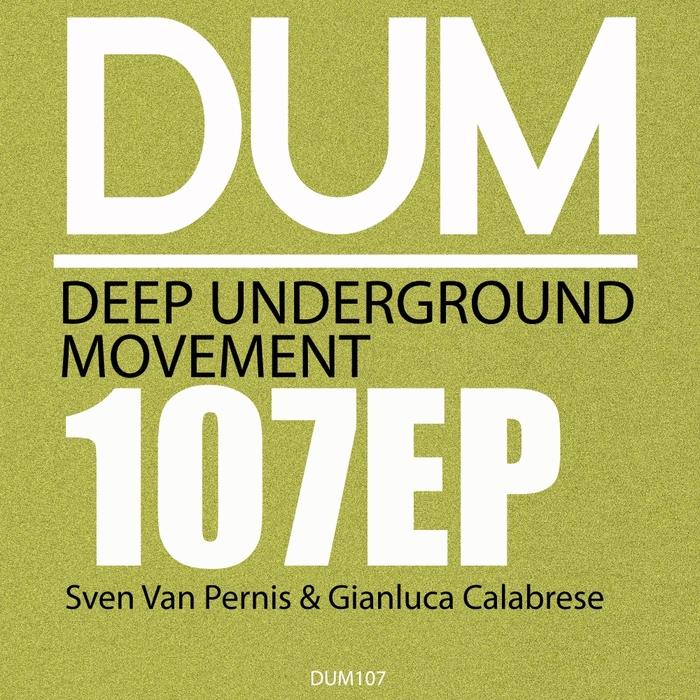 GIANLUCA CALABRESE/SVEN VAN PERNIS - 107EP