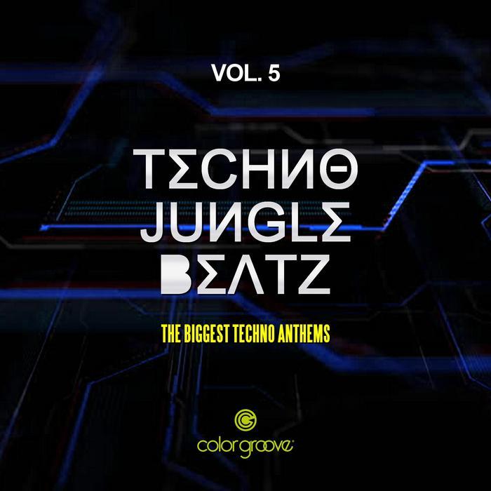 VARIOUS - Techno Jungle Beatz Vol 5 (The Biggest Techno Anthems)