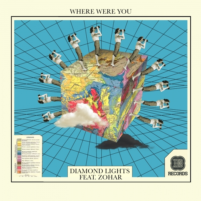 DIAMOND LIGHTS - Where Were You