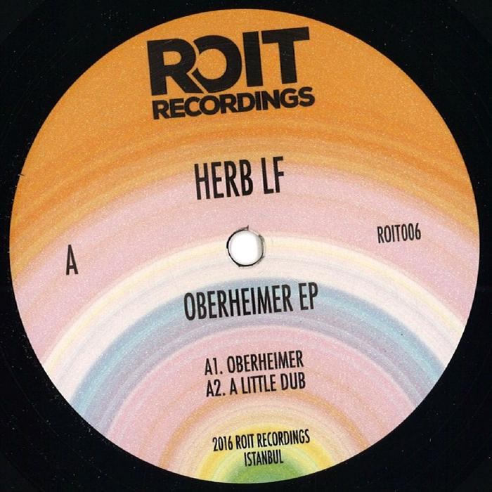 HERB LF - Oberheimer EP