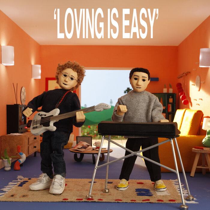 REX ORANGE COUNTY feat BENNY SINGS - Loving Is Easy