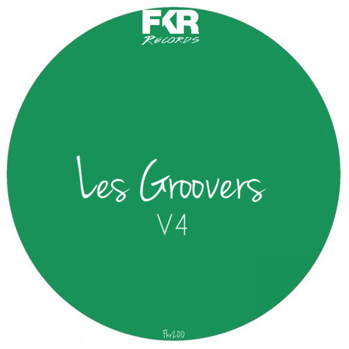 VARIOUS - Les Groovers V4