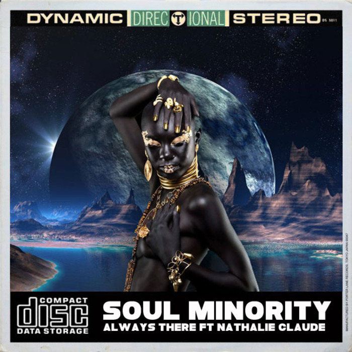 SOUL MINORITY feat NATHALIE CLAUDE - Always There