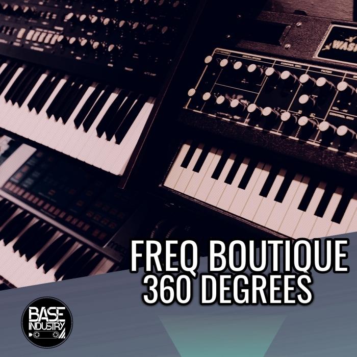 FREQ BOUTIQUE - 360 DEGRESS