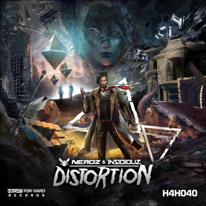 NEROZ/INSIDIOUZ - Distortion
