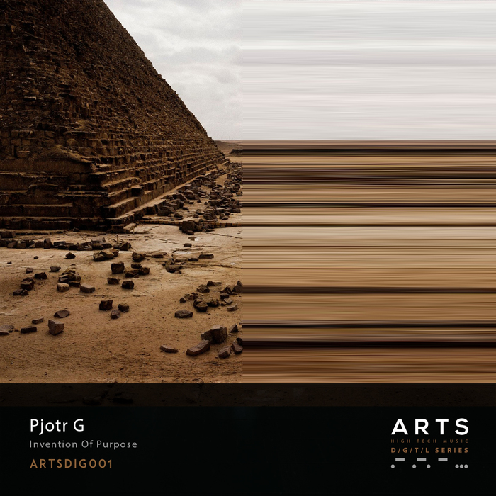 PJOTR G - Invention Of Purpose EP