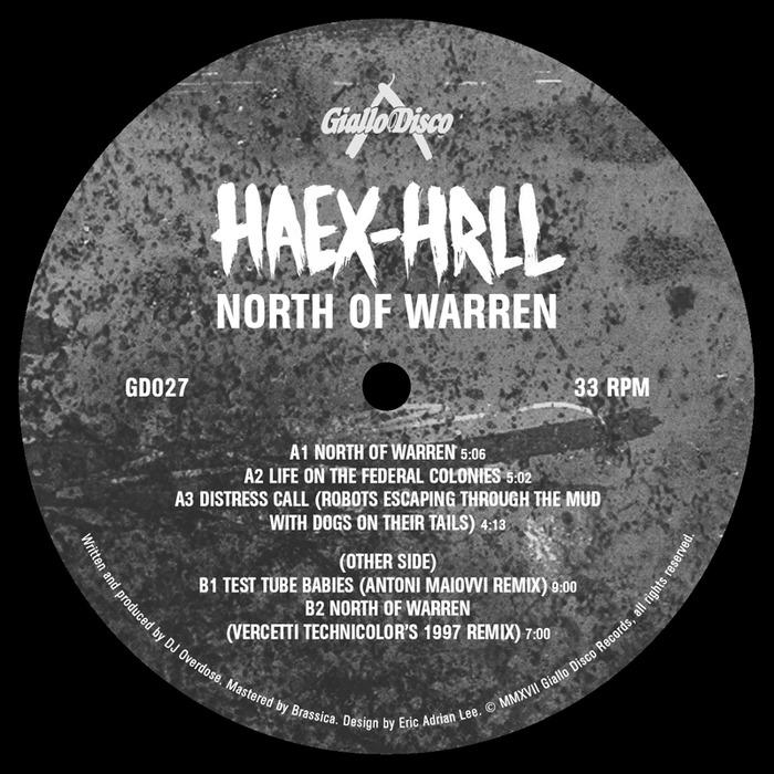 HAEX-HRLL - North Of Warren