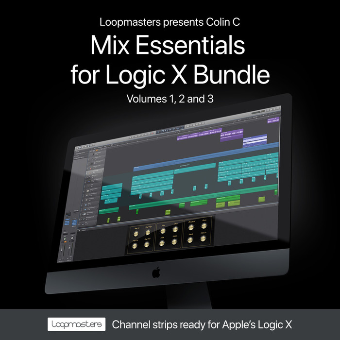 LOOPMASTERS - Mix Essentials For Logic X Bundle (Sample Pack LOGIC)