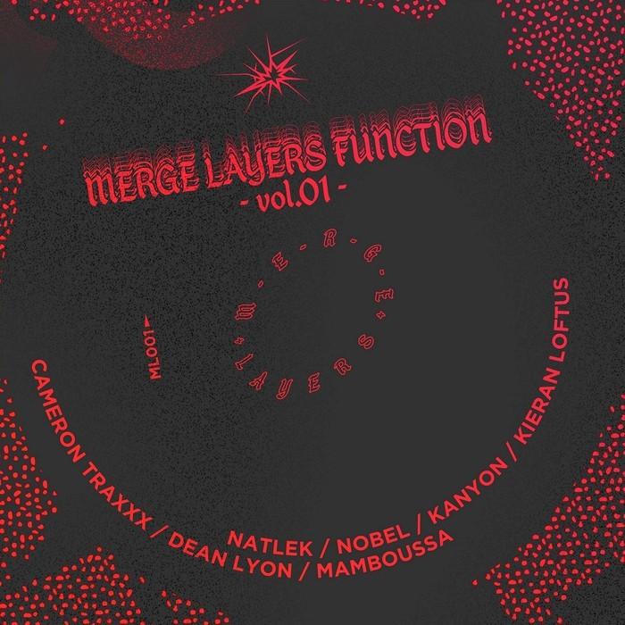 VARIOUS - Merge Layers Function Vol 1