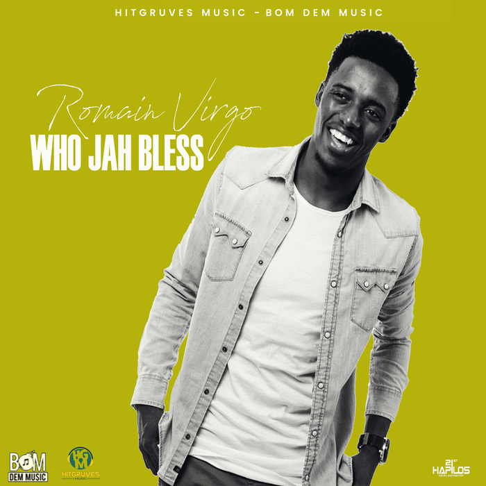 ROMAIN VIRGO - Who Jah Bless
