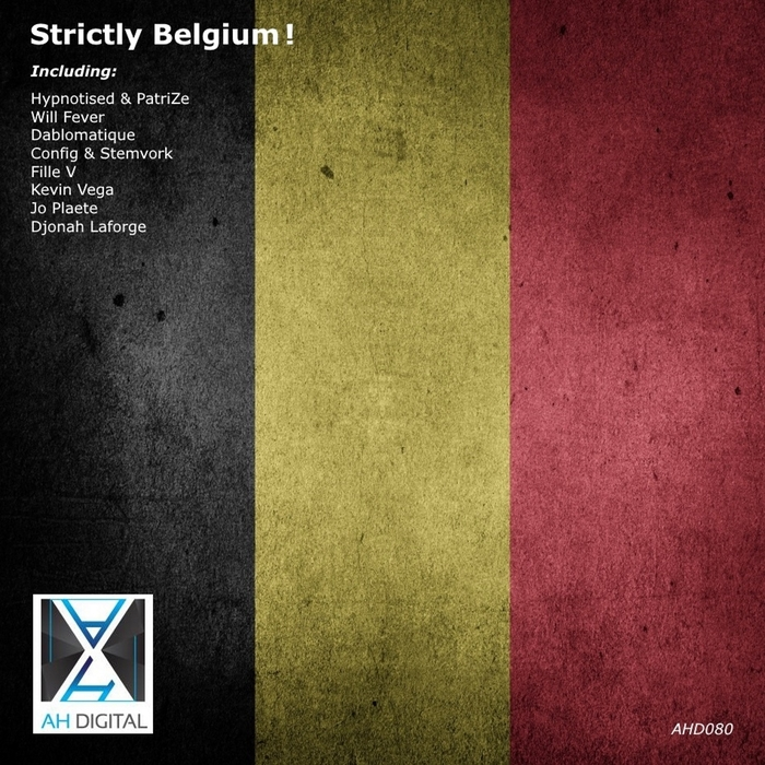 VARIOUS - Strictly Belgium!