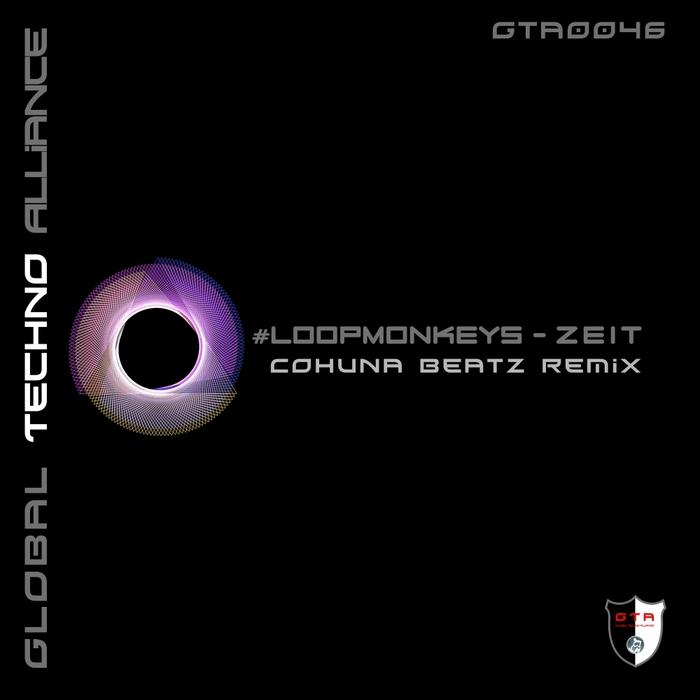 #LOOPMONKEYS - Zeit (Cohuna Beatz remix)