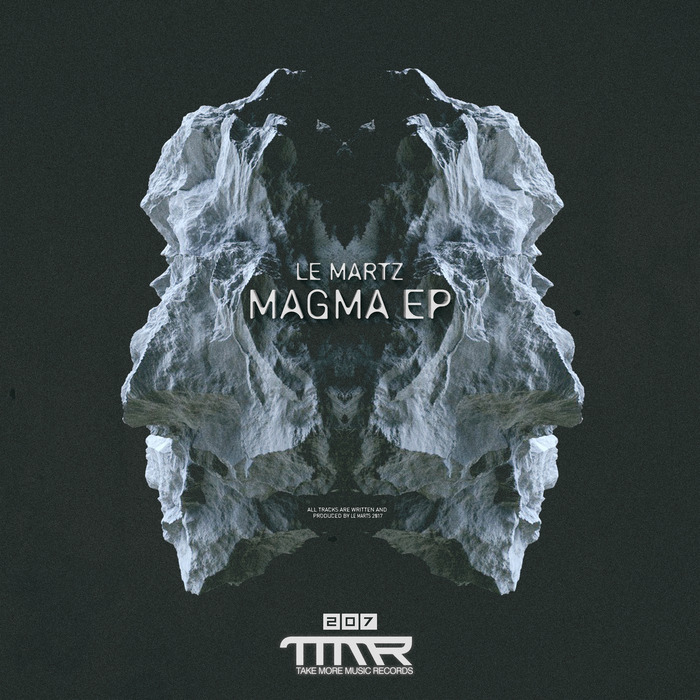 LE MARTZ - Magma EP
