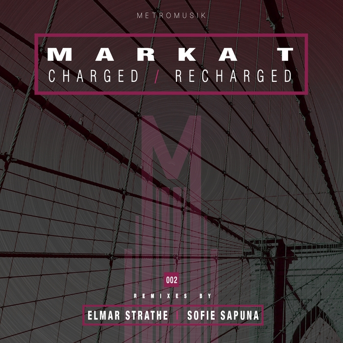 MARKA T - Charged/Recharged