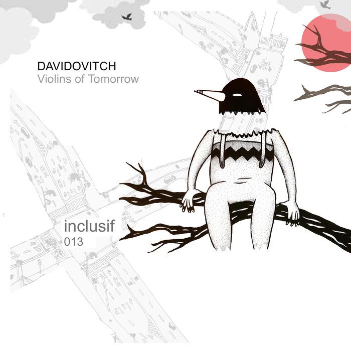 DAVIDOVITCH - Violins Of Tomorrow