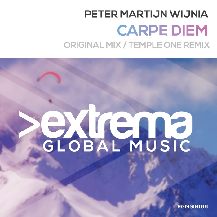 PETER MARTIJN WIJNIA - Carpe Diem
