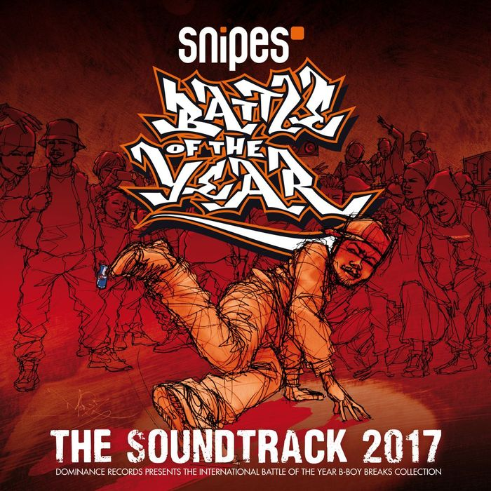 VARIOUS - Battle Of The Year 2017 - The Soundtrack