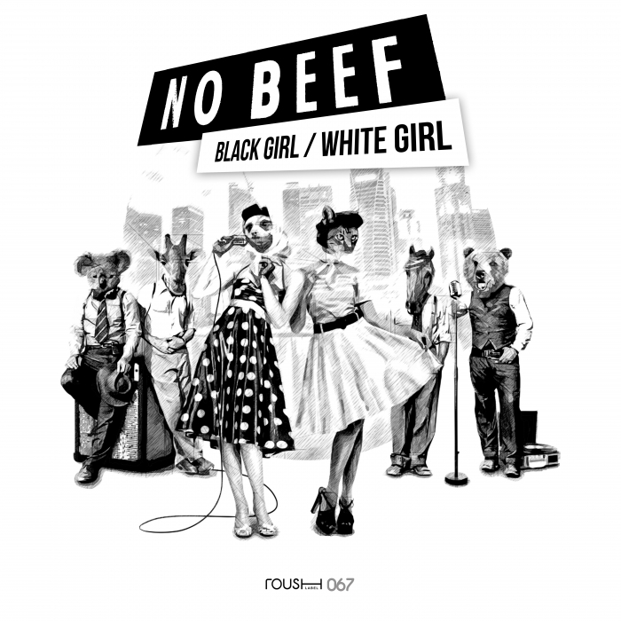 BLACK GIRL/WHITE GIRL - No Beef