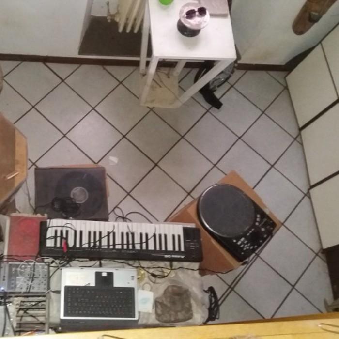 SERGIO NAPOLEONE vs DJ PSICOLOGICO - Dinamismo radioso soggettivo (Live)