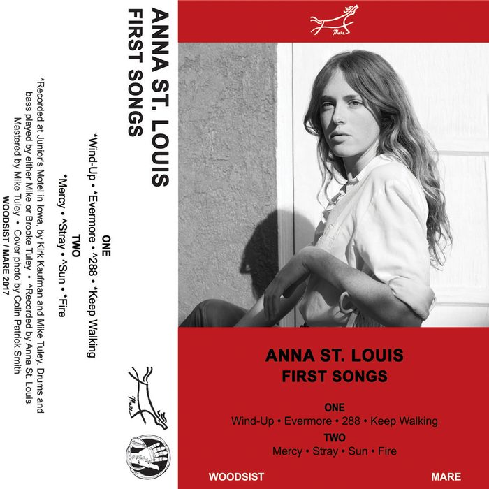 ANNA ST LOUIS - First Songs