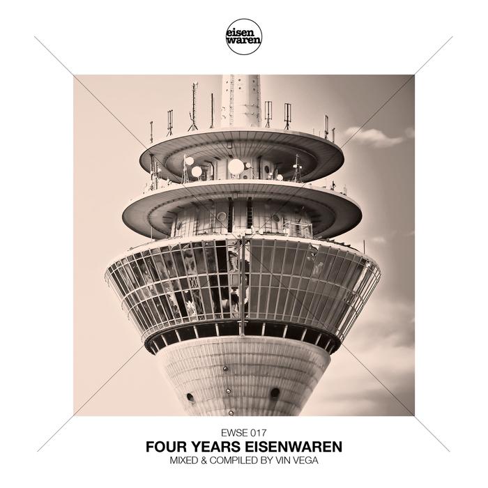 VIN VEGA/VARIOUS - Four Years Eisenwaren