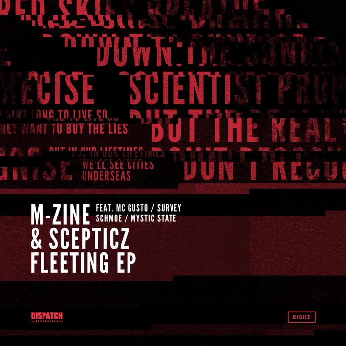M-ZINE & SCEPTICZ - Fleeting EP