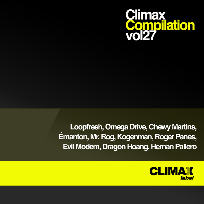 VARIOUS - Climax Compilation Vol 27