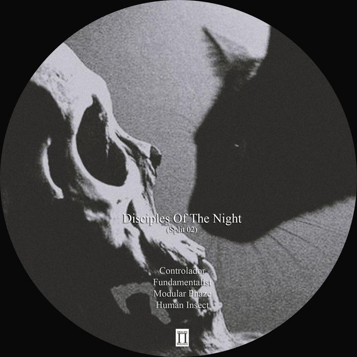 FUNDAMENTALIST/MODULAR PHAZE/HUMAN INSECT/CONTROLADOR - Disciples Of The Night [Split02]