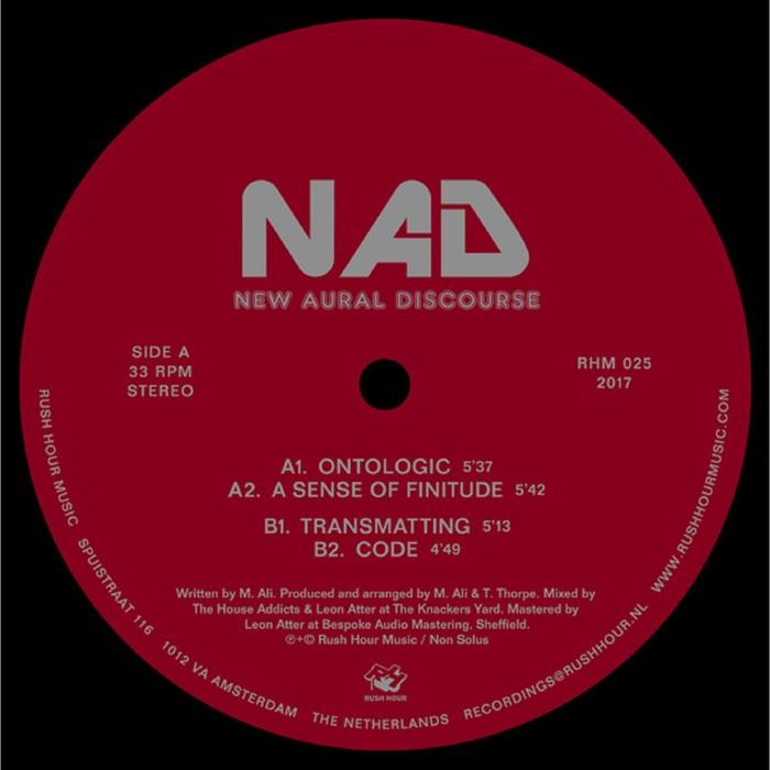 N.A.D - New Aural Discourse