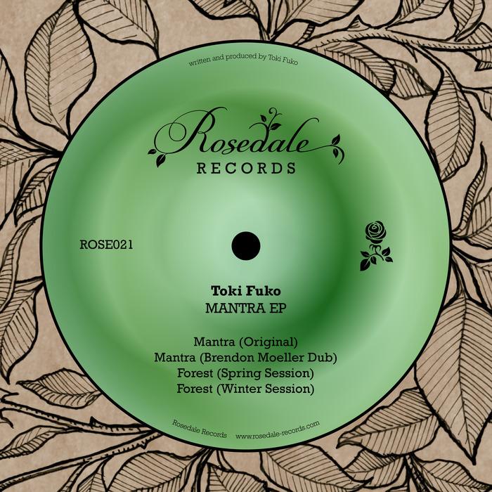TOKI FUKO - Mantra EP